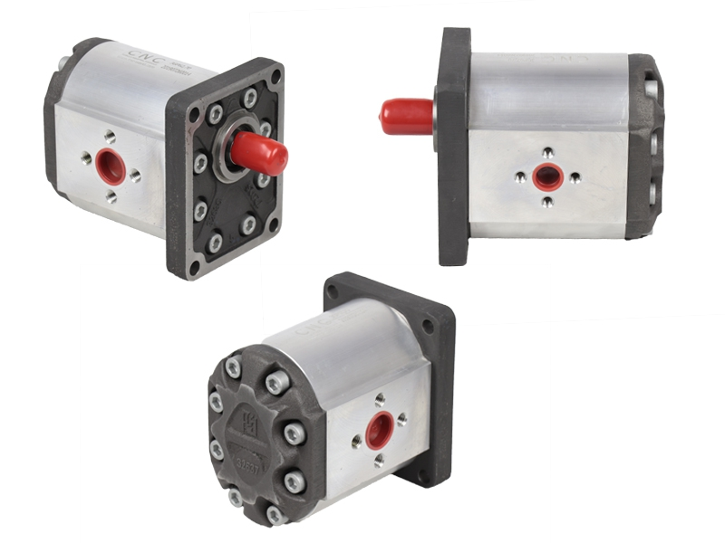 Gear Pumps - Al. Body
